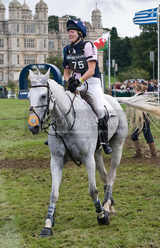 - Land Rover Burghley Horse Trial 2008