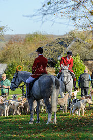 Cottesmore Hunt Opening Meet 2014.