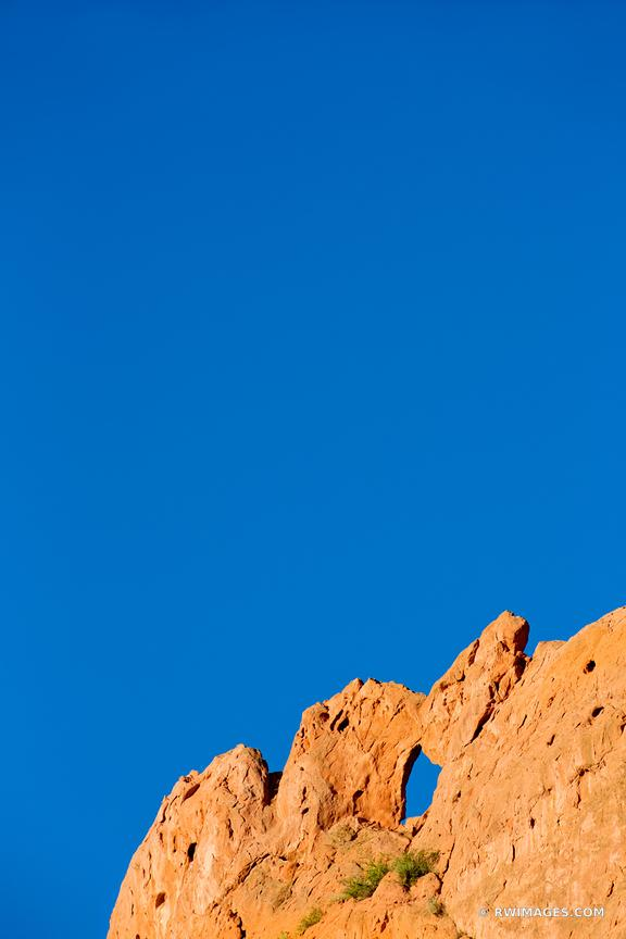 KISSING CAMELS GARDEN OF THE GODS COLORADO SPRINGS COLORADO COLOR VERTICAL