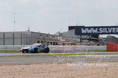 The Ecurie Ecosse BMW racing team, at the Silverstone 500 - the third round of the British GT Championship 2014 - 1st June 2014