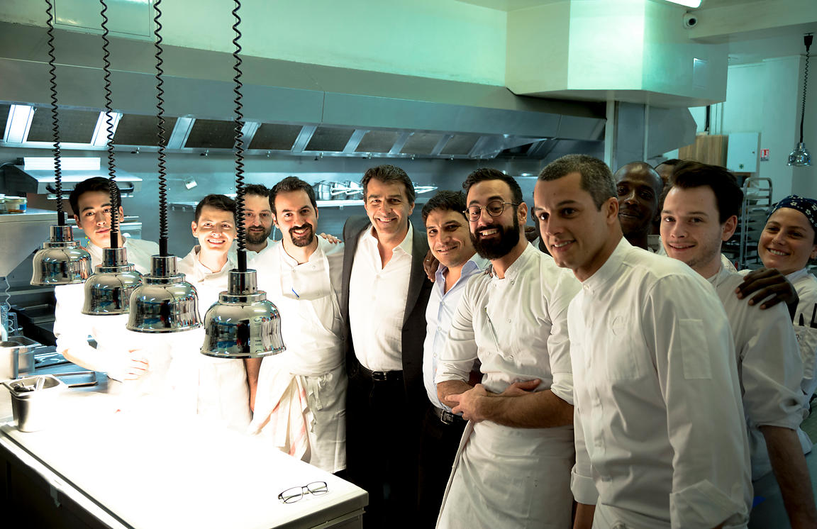 San Pellegrino, 50th Best Restaurants
