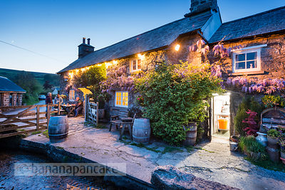 BP6396 - Rugglestone Inn, Widecombe In The Moor, Dartmoor
