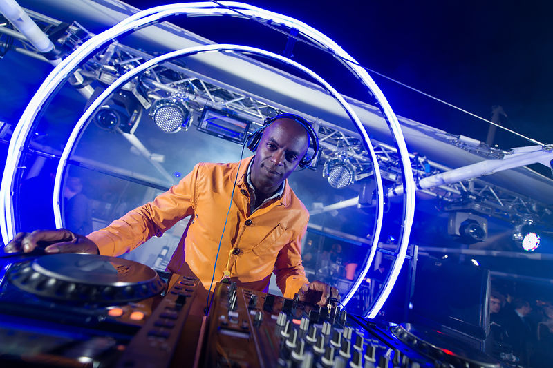 Trevor Nelson Headlines Goodwood Three Friday Nights 2013