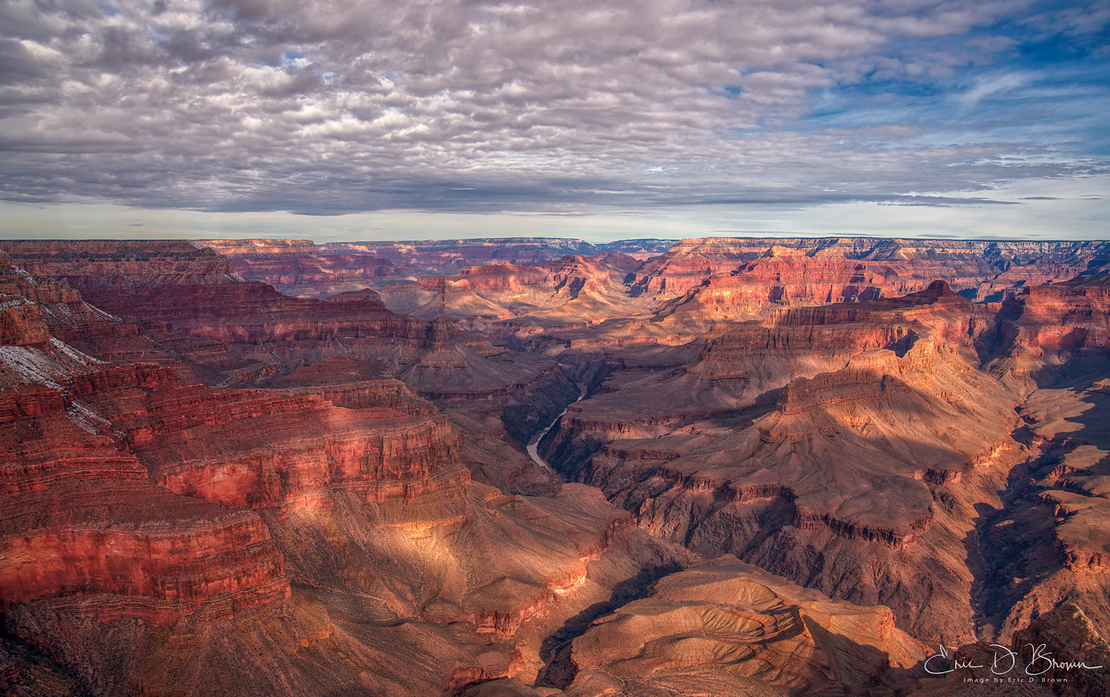 Colors of the Grand Canyon