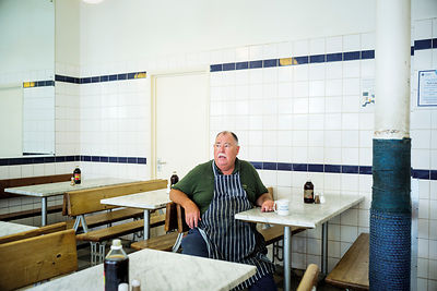 Cooke's Pie and Mash shop