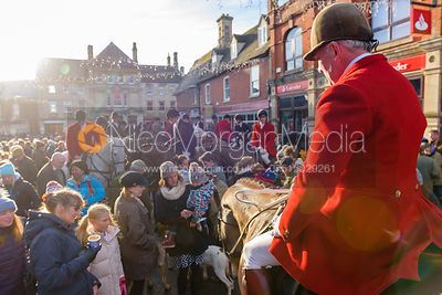 The Cottesmore Hunt Boxing Day meet, Oakham 26/12