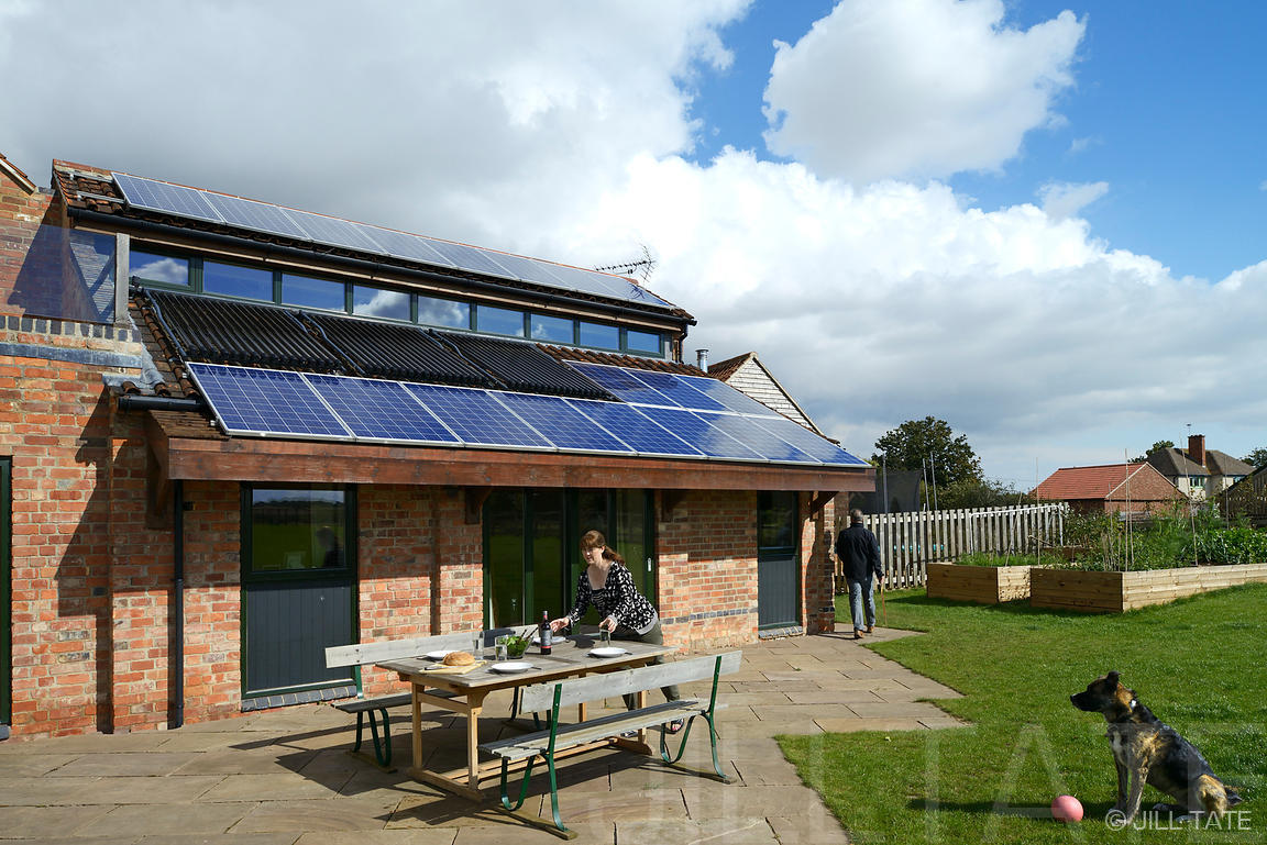 Solar PV Panels, Melton Mowbray | Client: SolarWorld