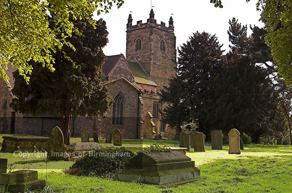 St Peter and St Paul is the picturesque parish church of Kingsbury, Warwickshire. Built on high ground, it dominates the Rive...