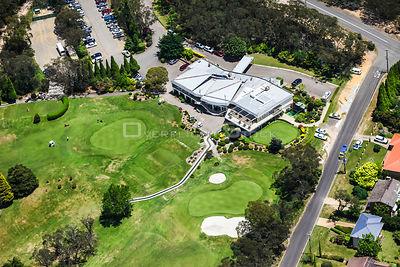 Wentworth Falls Country Club New South Wales Australia