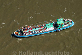 Harlingen - Luchtfoto Tall Ships Races 6