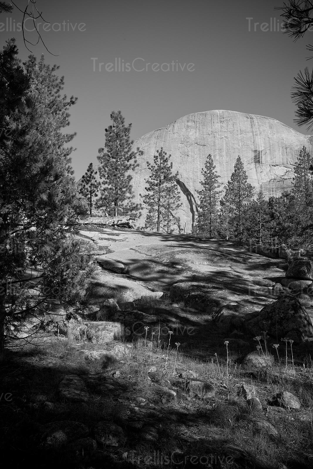 Half Dome Hike, Yosemite National Park, California