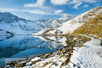 BP2813 - Snowdon, Winter
