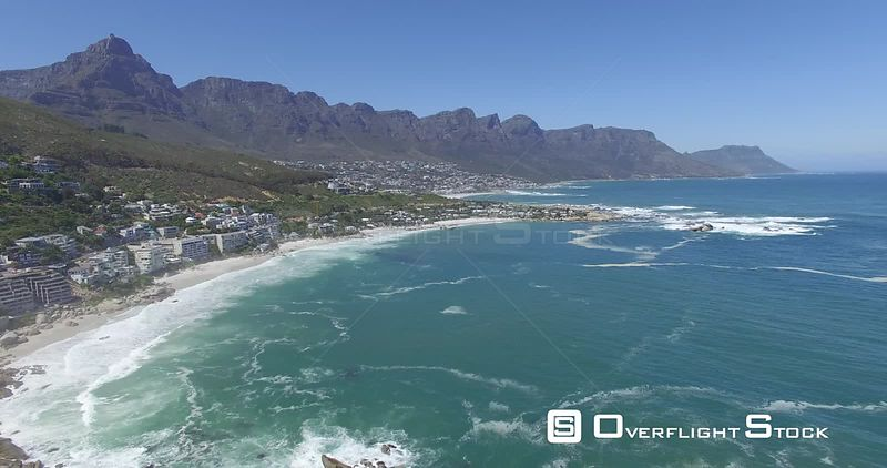 Drone Video Camps Bay and Tabletop Mountain South Africa -- Available in HD and 4k -- 4096 x 2160 - 692.1 MB - QuickTime Movi...