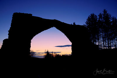 Sunset, The Arch