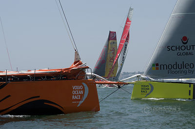 Pre In-Port Race
