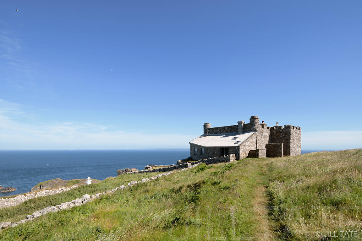 Castle Keep East, Lundy | Client: The Landmark Trust