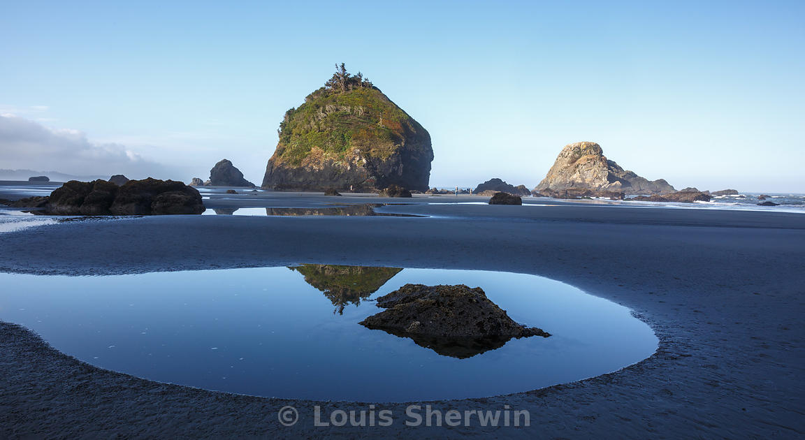 Camel Rock reflections