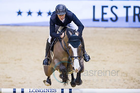 Prize of the Grand Hotel Les Trois Rois. -LONGINES CSI Basel 2018