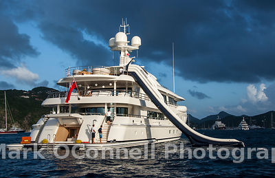 Superyacht Spirit