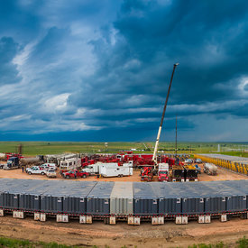 Oil and Gas Panoramas