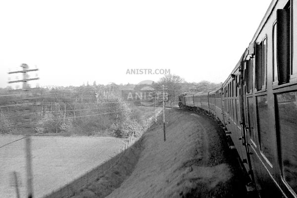 View from train 1965