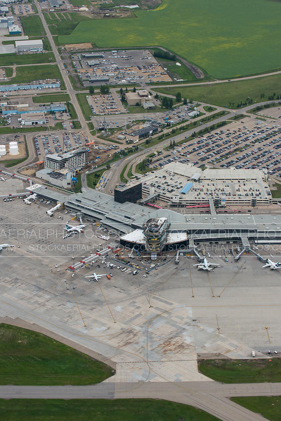 Edmonton International Airport (CYEG) Aerial Photo