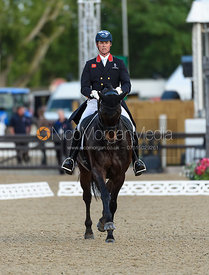 Carl Hester and HAWTINS DELICATO -  CDI4* Grand Prix Dressage