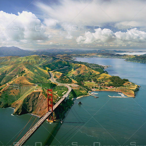 The Marin Headlands and Cavallo Point San Francisco