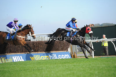 24th Sept 2013 - 3.50pm Handicap Steeple Chase with winner Life Of A Luso