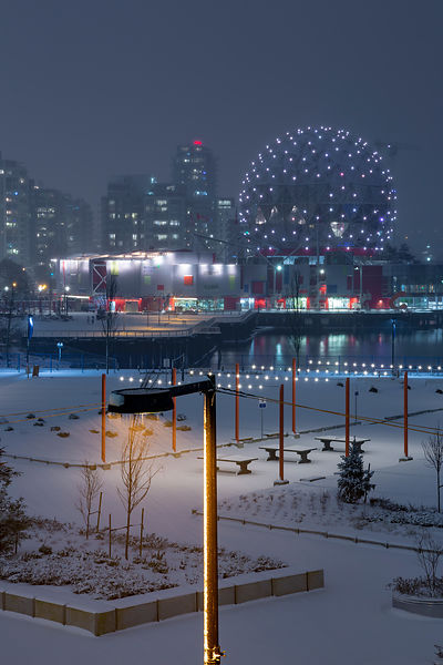 Snowy Science World
