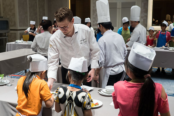Cooking Class by Fabien MENGUS - Sofitel Saigon Plaza