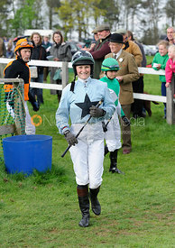 Charity Flat Race Div I  - Quorn Hunt Point to Point 2014