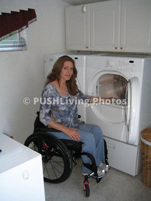 Accessible Laundry