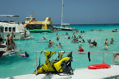 Grand Cayman Stingray city