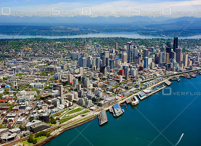 Downtown Seattle Washington