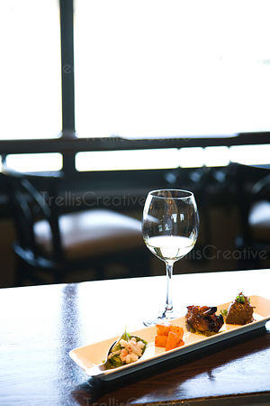 The window seat for food and wine pairing