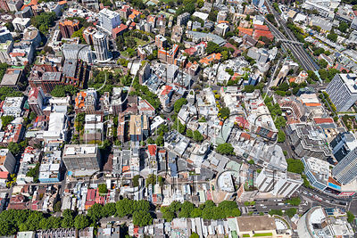 Potts Point and Kings Cross