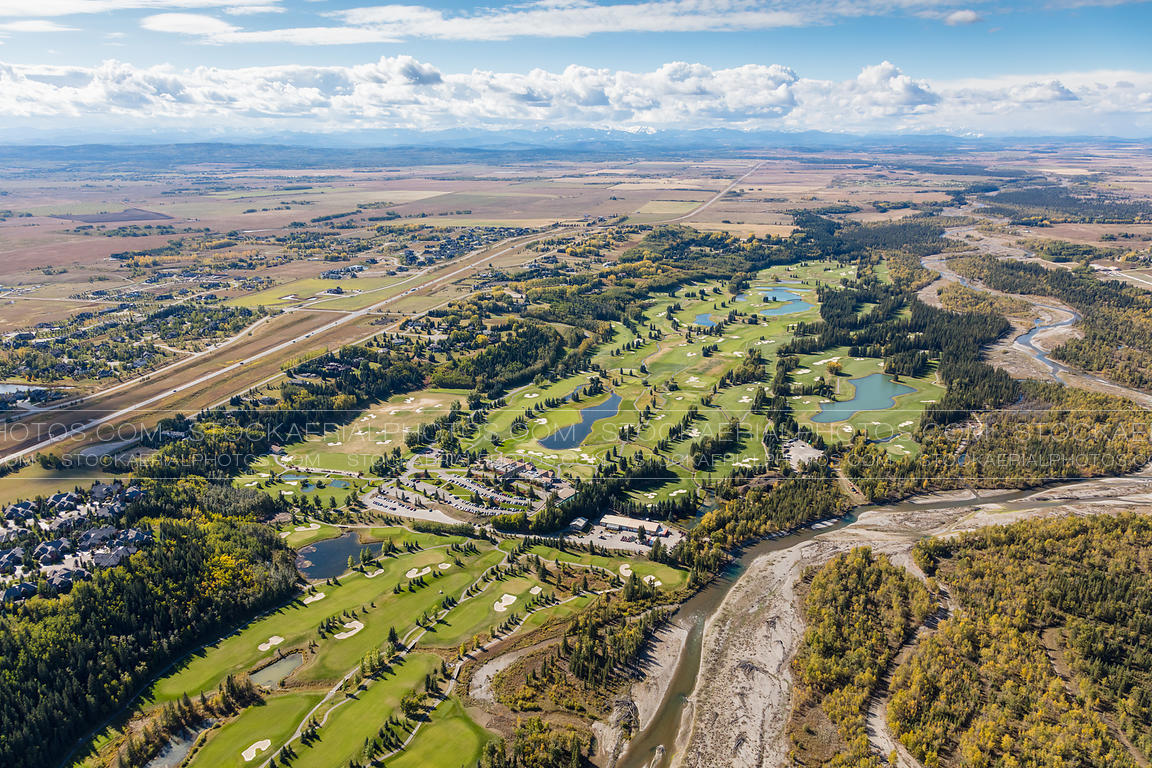 Glencoe Golf and Country Club, Calgary
