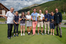 Engadine Gold Cup 2018. Engadine Golf Club 125 years jubilee
