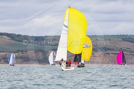 58 Degrees North, FRA37443, Archambault A31, Weymouth Regatta 2018, 20180908095.
