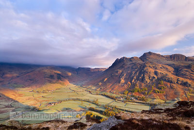 The Langdale Valley - BP1000