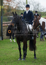 Zoe Gibson - The Cottesmore Hunt at Tilton on the Hill 10/11/12