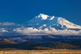 Mount Shasta in Winter #5
