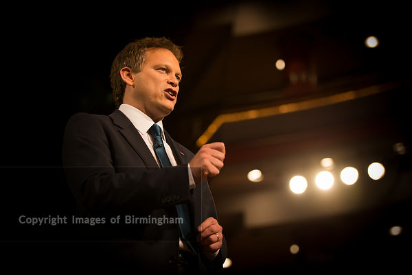 The Conservative Party Conference, Birmingham. At the ICC and Symphony Hall.