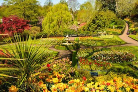 The Quarry Park, Shrewsbury