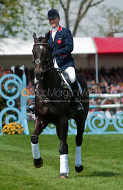 Zara Phillips, Badminton Horse Trials, 2010