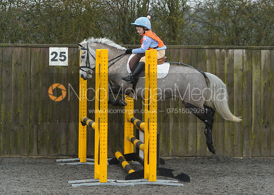 Tabitha Kyle - Class 3 - CHPC Eventer Trial, April 2015.