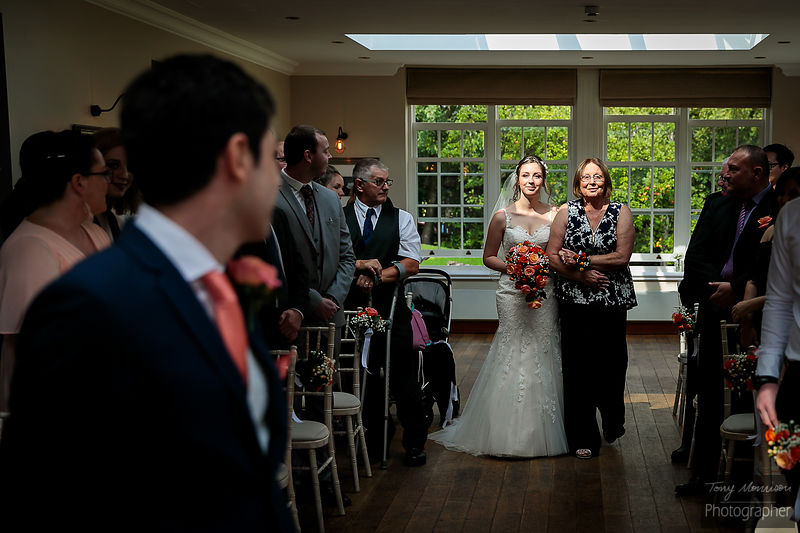 Losehill House Hotel and Spa Wedding Photos - Liz & Josh's Wedding -  August 2018 photos