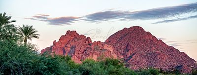 Camelback Mountain Phoenix Arizona USA