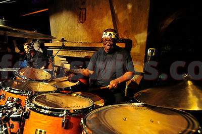 Billy Cobham - Festival da Jazz- Live at Dracula in St.Moritz